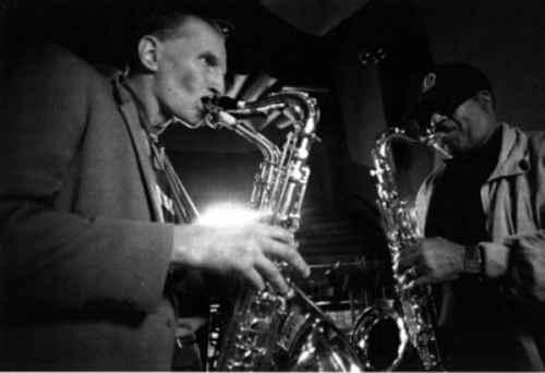 Taxi Saxophone jazz blues