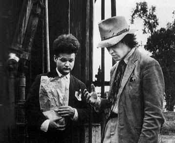 Lynch, shooting of Eraserhead