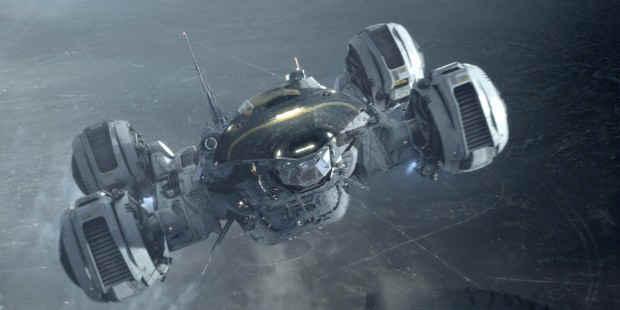 Prometheus-battleship