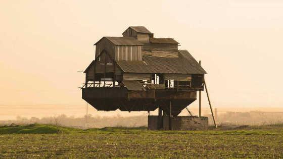 distopijaska arhitektura
