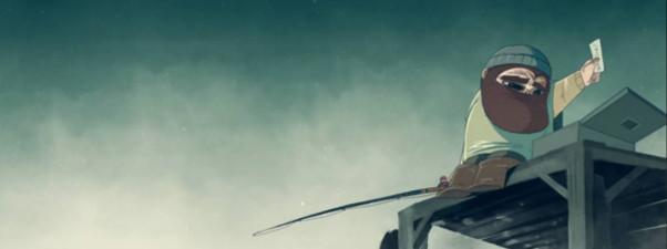 Animirani film ribolovac