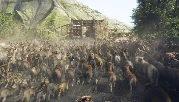 zivotinje u filmu