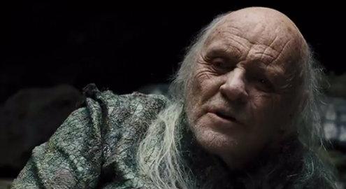 Starac u filmu Noah