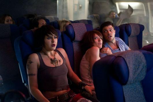 7500 scena u avionu