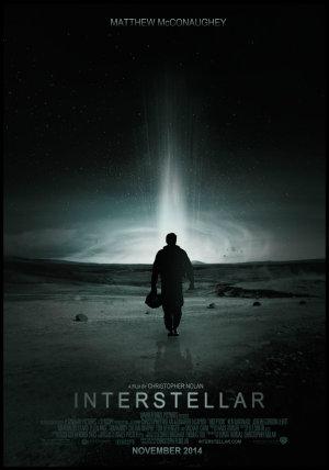 Interstelar poster