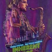 Poster Inherent Vice (2014)-r