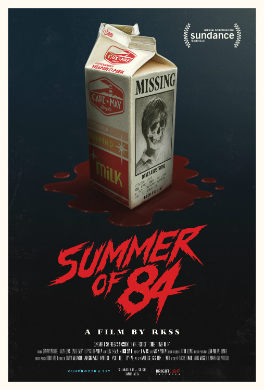 Poster Summer of 84
