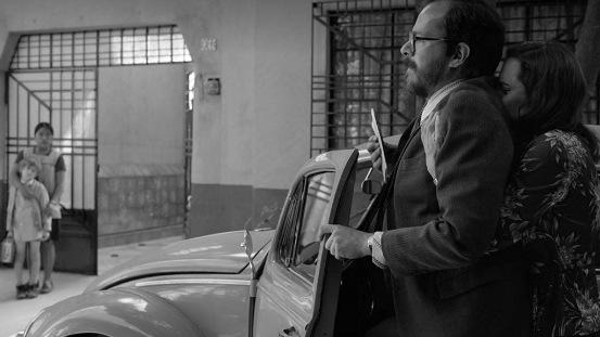 Kinematografija filma Roma