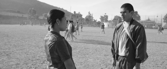 Scena iz filma Roma
