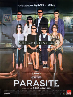 Parazit Poster