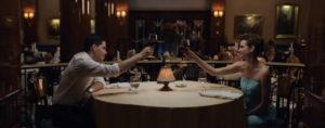 Expensive Dinner Whiskey Bandit