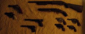 Pistolji i Puska