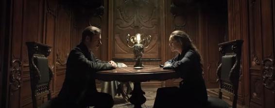ninth scena za stolom deveta zrtva